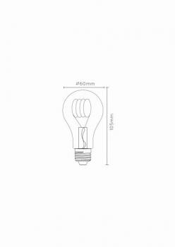 LED FILAMENT 5W